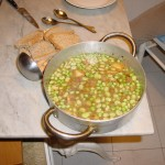 broadbean zuppa