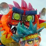 Go to the Carnevale in Viareggio